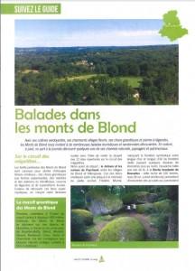 Balade dans les Monts de Blond p1