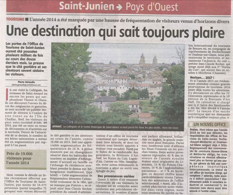 Popu St Junien 20150121