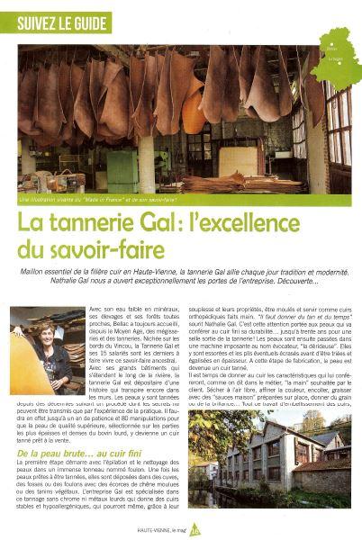 Le Cuir Le Mag HV 201512